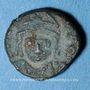 Coins Empire byzantin. Héraclius (610-641). Pentanoummion. Carthage