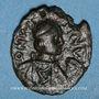 Coins Empire byzantin. Justin II (565-578). Pentanoumion. Ravenne, 565-578