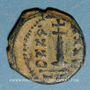 Coins Empire byzantin. Justinien I (527-565). Décanoummion. Théoupolis (Antioche), 561-562