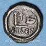 Coins Empire byzantin. Justinien I (527-565). Dodécanoummion. Alexandrie, 527-565