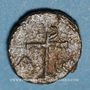 Coins Empire byzantin. Justinien I (527-565). Noummion