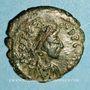 Coins Empire byzantin. Justinien I (527-565). Pentanoummion. Antioche, 1ère officine, 561-565