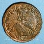 Coins Empire byzantin. Léon VI (886-912). Follis. Constantinople, 886-912