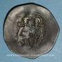 Coins Empire byzantin. Manuel I Commène (1143-1180). Trachy de billon. Constantinople