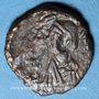 Coins Empire byzantin. Maurice Tibère (582-602). Pentanoummion. Carthage, 602