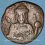 Coins Empire byzantin. Romain I (920-944). Follis. Constantinople