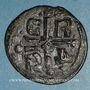 Coins Empire byzantin. Romain IV Diogenes (1068-1071). Follis. Constantinople