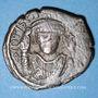 Coins Empire byzantin. Tibère II Constantin (578-582). Follis. Constantinople, 580-581