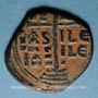 Coins Monnayage anonyme attribué à Romain III (1028-1034). Follis. Classe B