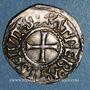 Coins Charles le Chauve (840-877). Denier. Arras