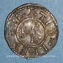 Coins Charles le Chauve (840-877). Denier. Le Palais