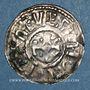 Coins Charles le Chauve (840-877). Denier. Nevers