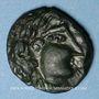 Coins Ambiani (région d'Amiens) (vers 60 - 30/25 av. J-C). Bronze