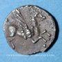 Coins Ampurias (?) (3e - 2e siècle av. J-C). Tétartémorion