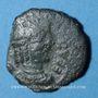 Coins Arvernes. Auvergne - Epad. Bronze, 2e moitié du 1er siècle av. J-C