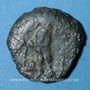 Coins Arvernes (région d'Auvergne) - Epad (2e moitié du 1er siècle av. J-C). Bronze