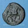 Coins Arvernes (région de l'Auvergne) - Verca (2e moitié du 1er siècle av. J-C). Bronze