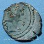 Coins Atrébates (région d'Arras) - Andobru (51-48 av. J-C). Bronze, classe I var 4