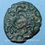 Coins Bellovaques. Région de Beauvais. Bronze, fin du 1er siècle av. J-C