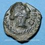 Coins Cabellio (Cavaillon). Bronze (2e moitié du 1er siècle av. J-C)