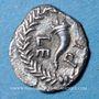 Coins Cabellio (Cavaillon). Lépide (44-42 av. J-C). Hémidrachme