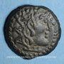 Coins Carnutes (région de Chartres) (2e moitié du 1er siècle av. J-C). Bronze à l'aigle et à l'aiglon