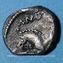 Coins Carnutes (région de Chartres). Andecombo (2e moitié du 1er siècle av. J-C). Denier