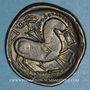 Coins Celtes du Danube. Imitation du monnayage de Philippe II. Tétradrachme, type Kinnloser