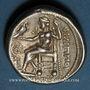 Coins Celtes du Danube. Imitation du monnayage de Philippe III. Tétradrachme