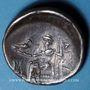 Coins Celtes du Danube, Imitation du monnayage de Philippe III, tétradrachme