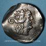 Coins Celtes du Danube. Imitation du monnayage de Thasos. Tétradrachme, 2e - 1er siècle av. J-C