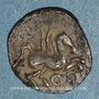 Coins Celtibérie. Ampurias. Tétartemorion, 3e s. av. J-C