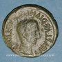 Coins Celtibérie. Bilbilis (Tarraconaise). Auguste (27 av. - 14 ap. J-C). As