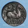 Coins Celtibérie. Bolskan. As, 1er siècle av. J-C