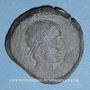 Coins Celtibérie. Castulo (Andalousie) (fin du 3e siècle av. J-C). As