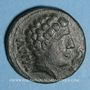 Coins Celtibérie. Conterbia Carbica. As, 2e siècle av. J-C