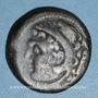 Coins Celtibérie. Gadir. Unité de bronze,  2e siècle av. J-C