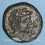 Coins Celtibérie. Kelse. As, 1ère moitié 2 siècle av. J-C