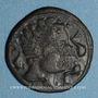 Coins Celtibérie. Kelse. As,  2 siècle av. J-C