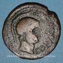 Coins Celtibérie. Lepida-Celsa. Monnayage au nom de P. Salpa M. Fulvius pr. Bronze, vers 44-36 av. J-C
