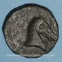 Coins Celtibérie. Monnayage hispano-carthaginois. Chalque, 221-218