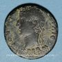 Coins Celtibérie. Romula. Tibère (14-37). Germanicus et Drusus. As