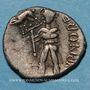 Coins Eduens. Bourgogne - Dumnorix. Denier classe I, vers 60-54 av. J-C