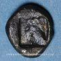 Coins Gaule. Provence (1ère moitié du 5e siècle av. J-C). Hémiobole