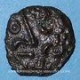 Coins Grande Bretagne, Catti (vers 30-43 av. J-C), unité de bronze