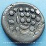 Coins Grande Bretagne. Durotriges. Statère de billon