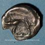 Coins Leuques. Région de Toul. Potin classe Ia, 1er siècle av. J-C