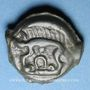 Coins Leuques. Région de Toul. Potin classe Ic, 1er siècle av. J-C