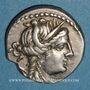 Coins Marseille (150-125 av. J-C). Drachme