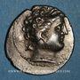 Coins Marseille (200-150 av. J-C). Drachme